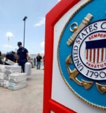 U.S. Coast Guard seizes drugs