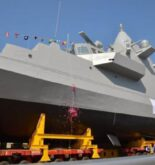 Fincantieri Launches The First Patrol Vessel For Qatar