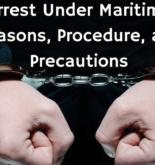 Ship Arrest Under Maritime Law: Reasons, Procedure, and Precautions