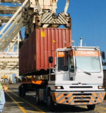 AITVs will add smart capabilities to container terminal operations at Jebel Ali