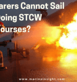 Why Seafarers Cannot Sail Without Doing STCW Training Courses?