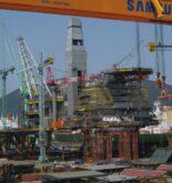 samsung heavy industries/SHI