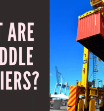 Straddle Carriers – Design, Operation, Advantages And Disadvantages