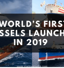"5 ""World's First"" Vessels Launched In 2019"