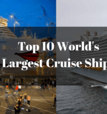 Top 10 Largest Cruise Ships in 2020