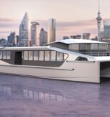 NZ Companies Collaborate To Develop One Of World's First Truly Zero-Emission Fast Ferry