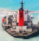 salvage to begin in Mauritius on wrecked bulk carrier Wakashio