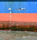 Foreship deploys drones to enhance speed, safety and accuracy in draught surveys