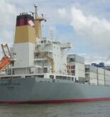 reefer ship