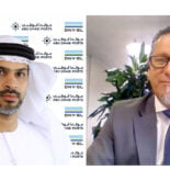 Captain Maktoum Al Houqani, Chief Corporate Authority Officer – Abu Dhabi Ports, and Remi Eriksen, CEO and Group President, DNV GL, signed the MOU