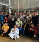 Crew of Global Cruise Vessels to return home from UK