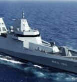 Damen gets contract for 4 MKS-180 frigates for German Navy