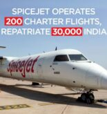 India: Spicejet Airlines Charters 200 Flights To Bring 30000 Indians Back Home