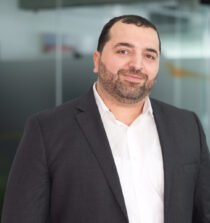 Nabil Ben Soussia, CEO for Asia, Middle East & CIS, IEC Telecom Group