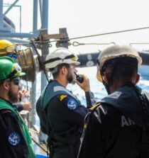 EU NAVFOR fight against piracy even under COVID-19 crisis