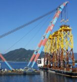 Photos: Jan De Nul Loads First Jackets For TPCs Offshore Wind Farm In Taiwan