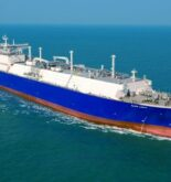 LNG Carrier ELISA LARUS, owned by France LNG Shipping - NYK and Geogas LNG