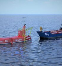 HydroWing Introduces An Innovative Concept To Create Green Hydrogen From Sea