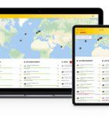 mydhli-portal-responsive-design