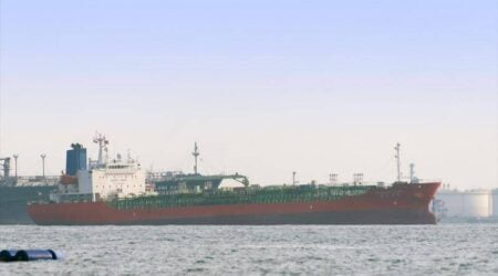 Iran Denies Seized Korean Ship and Crew Are Being Held as Hostages