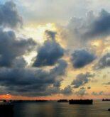 singapore anchorage