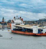 GAC Sweden Oversees Safe Arrival Of Stockholm's Golden Bridge