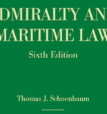 Top 5 Important Books on Maritime Law
