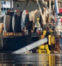 Timeline:  Nord Stream 2 Gas Pipeline's Difficult Birth