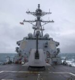 China Says It Tailed a US Warship in the Taiwan Strait