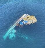 uscg sunken vessel