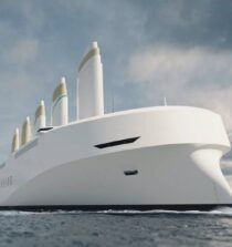 Wallenius Bets on Wind-powered Cargo Ships