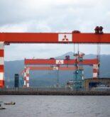 MHI shipyard