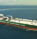 Zvezda Lays Keel For First LNG-Powered MR Chemical Tanker For SCF