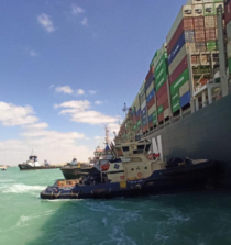 Suez Canal Incident Multilateral Collaboration Ensured Refloating Of Ever Given