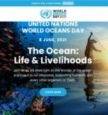 UN World Oceans Day 2021