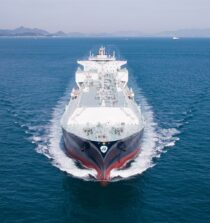 Minerva Kalymnos' is one of five Minerva Gas LNG Carriers to be covered by long-term Wärtsilä Optimised Maintenance agreements. © Minerva Gas Inc