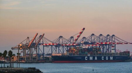 CMA CGM Sees Strong Final Quarter on Shipping Recovery