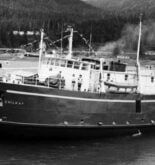 First Alaskan Passenger Ship 'Blue Canoe' Sinks In Windstorm