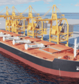 wind-assisted propulsion solution for Dry Bulk Carriers