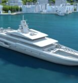 ABB to provide Azipod electric propulsion for eco-friendly superyacht