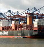 hapag-lloyd containership