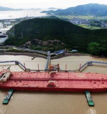 China Oil Giant Unipec Eyes New Supertankers to Shrink Fuel Glut