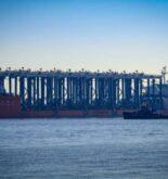 South Carolina Ports Welcome 15 Hybrid Gantry Cranes