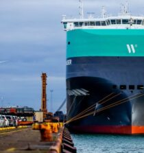 Wallenius Wilhelmsen Welcomes New Vessel With First-Of-Its-Kind Naming Ceremony