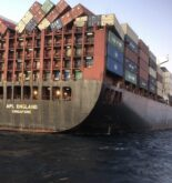 Preliminary Report Sheds Light on Container Loss from APL England