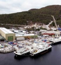 Havyard Ditching Newbuilds for Service and Repair Work