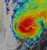 Zeta Roars Ashore in Louisiana