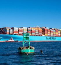 Maersk to Manage Global Distribution of COVAXX's COVID-19 Vaccine