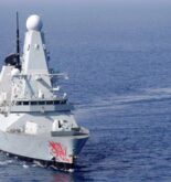 Russia Expels British Warship from Waters Near Annexed Crimea