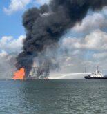Waymon L Boyd Dredge Fire